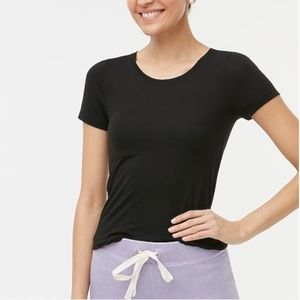 J. Crew Relaxed Fit Athleisure Tee
